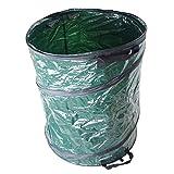 Pop-Up-Sack, Multifunktionstonne, Tonne, Gartentonne 160 Liter grün