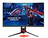ASUS ROG Strix XG27WQ 68,58 cm (27 Zoll) Curved Gaming Monitor (WQHD, DisplayHDR 400, 165Hz, 1ms Reaktionszeit, FreeSync Premium Pro)