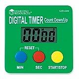 Learning Resources LER4339 Digitaler Timer zum Rückwärts-/Vorwärtszählen