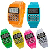 Disok–Taschenrechner-Uhr