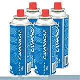 Campingaz Ventil-Gaskartusche CP 250 - Isobutane Mix (4er Pack)