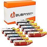 Bubprint Kompatibel Druckerpatronen als Ersatz für Canon PGI-550 CLI-551 XL für Pixma IP7200 IP7250 IX6850 IP8750 MG5450 MG5550 MG5650 MG6350 MG6450 MG6650 MG7150 MG7550 MX725 MX920 MX925 10er-Pack