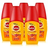 Autan Protection Plus Multi Insektenschutz Pumpspray 5er Pack ( 5 x 100ml )