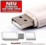 BETRIEBSSYSTEM LINUX HEFFTOR DEUTSCH 32 oder 64 Bit auf USB Memory Stick