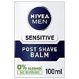 Nivea men sensitive post shave balm, 6 x 100ml