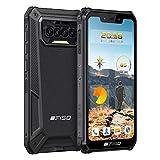 Outdoor Smartphone IIIF150 B2021 IP68 Militaer Ohne Vertrag, 8000mAh Akku 5.86'' HD Dreifache...