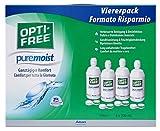 Opti-Free PureMoist Kontaktlinsen-Pflegemittel, Systempack, 1200 ml
