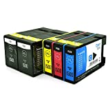 5X Office Channel24 Kompatible Patronen Ersatz für Canon PGI 1500XL BK C M Y für Canon Maxify MB 2050 MB 2150 MB2155 MB2350 MB2750 MB2755