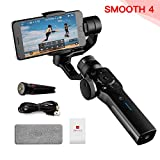 Zhiyun Smooth-4 3-Axis Handheld Gimbal Stabilizer for iPhone X 8 7 Plus 6 Plus Focus Pull & Zoom...