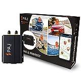 PAJ GPS Professional Finder 3.0 GPS Tracker Auto, Motorrad, Fahrzeuge und LKW´s Diebstahlschutz mit Direktanschluss an KFZ-Batterie Live-Tracking