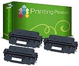Printing Pleasure 3 Toner kompatibel für HP Laserjet 2100 2100M 2100SE 2100TN 2100XI 2200 2200D 2200DN 2200DSE 2200DT 2200DTN 2200N Canon LBP-470 LBP-1000 LBP-1310 | C4096A 96A EP-32