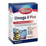 ABTEI Omega 3 6 9 Lachsöl+Leinöl+Oli 60 St