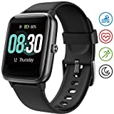 UMIDIGI Uwatch3 Smartwatch Fitness Tracker Herrenuhr 5 ATM wasserdichte Smart Watch Armbanduhr...