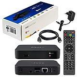 MAG 322w1 Original Infomir & HB-DIGITAL IPTV Set TOP Box mit WLAN WiFi integriert 150Mbps (802.11...
