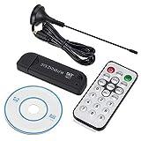TenYua RTL-SDR/FM+DAB/DVB-T USB 2.0 Mini Digital TV Stick DVBT Dongle SDR mit RTL2832U + FC0012...
