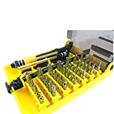 ACENIX® Hardware Schraubendreher 45 In 1 Treiber Laptops Manuelles Werkzeug Set Kit Für Computer