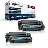 2x Kompatible Tonerkartuschen für Canon imageCLASS LBP 310 Series 0453C002 041H Black Schwarz - Office Print Serie