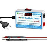 Yiran Tragbar LED Lampe und TV Backlight Tester, Multifunktional, LCD, LED, TV-Tester für alle LED...