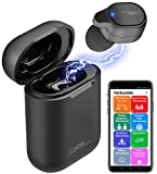Callstel Translator: 2in1-Live-Übersetzer und In-Ear-Mono-Headset mit Powerbank-Box & App...