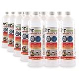 Höfer Chemie 15 x 1 L Bioethanol 96,6% Premium - TÜV SÜD zertifizierte QUALITÄT - für Ethanol Kamin, Ethanol Feuerstelle, Ethanol Tischfeuer und Bioethanol Kamin