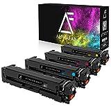 4 Alphafax Toner kompatibel für Canon 054 | 054H | i-Sensys LBP621CW | LBP623CDW Serie | MF640 Serie | MF641CW | MF643CDW | MF645CX 3025C002 | 3026C002 | 3027C002 | 3028C002