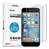 [2 Stück] OMOTON Panzerglasfolie kompatibel mit iPhone 6s und iPhone 6/iPhone 8/iPhone 7,9H...
