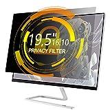 Xianan 19,5' (16:10) Blickschutzfolie für Breitbild Monitor - 16,48x10,33'/418,6x262,3mm  ...