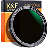 K&F Concept ND Filter 82mm CPL&ND2-ND32 2 in 1 multifunktionaler Graufilter und CPL Filter Polfilter