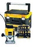 DeWalt Oberfraese Set in T-STAK-Box I+III, DW615KXT-QS