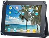 TOUCHLET Hülle für Tablet: Universal Schutztasche 9.7' mit Aufsteller für Tablet-PC (Schutzhülle für Tablet)