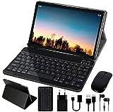 10'' Tablet 4 GB RAM 64 GB SSD ROM WiFi + Dual-SIM LTE Android 10 Pro GOODTEL Tablette Dual-Kamera 5...
