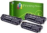 3 Toner kompatibel für Canon LBP-2900, LBP-2900i, LBP-2900B LBP-3000 | 303 703