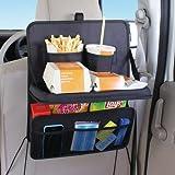 LEMONBEST reg; Auto-Rücksitztasche, Rücksitz-Organizer, Utensilien-Tasche - Halter für DVD Players, Tablets, Multimedia, Kinderwagen-Organiser, Reise- oder Travel-Organiser