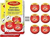 Aeroxon Ameisen-Köder - bekämpft das ganze Ameisennest (6er Pack)