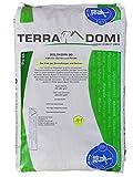 Terra Domi 25 kg Rasenkalk für Winter und Frühjahr I Gartenkalk gegen Moos I ausgezeichneter Rasendünger für über 250m² I Profi Winterdünger