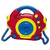 AEG Tragbarer CD-Player CDK 4229 'Sing Along' - f¸r Kinder VE = 1