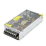 KKmoon Netzteil Adapter Stromrichter AC 110V / 220V zu DC 24V 10A 120W LED Streifen Lampe...