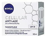 Nivea Cellular Anti-Age LSF 15 Tagespflege, 1er Pack (1 x 50 ml)