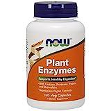 PLANT ENZYMES - 120 veg caps