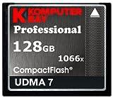 Komputerbay 128GB Professional Compact Flash Karte 1066X CF schrieben 155MB/s lesen 160MB/s Extreme...