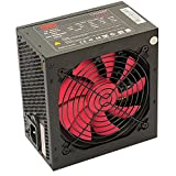 HKC® V-POWER 650 Watt ATX PC-Netzteil, Schutzschaltkreise: OPP, OCP, OVP, SCP, 20+4pin...