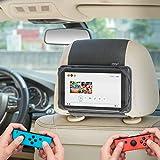 WANPOOL Auto-Halterung für die Kopfstütze, kompatibel mit Nintendo Switch und Anderen 17,8 cm Tablets
