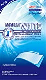 Lovely Smile | 28 WHITE-STRIPS Bleaching Stripes Zahnaufhellung-Streifen | mit advanced no-slip technology | Professionelles Bleaching für Weiße Zähne Zahnweiss by Ray of Smile®