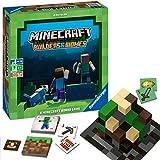 Ravensburger Spiele 26132 - Minecraft Builders & Biomes 26132 - Spannendes Brettspiel ab 10 Jahren