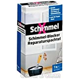 SchimmelX Schimmel-Blocker Reparaturspachtel 1kg