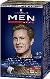 Men Perfect Schwarzkopf 40 Haartönung Natur dunkelblond, hochwertige Haarfarbe gegen graue Haare 3er Pack (3 x 80ml)