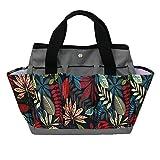 youngfate Gartenwerkzeugtaschen Tasche Für Gartengeräte Tragbar Multifunktional Handtaschenwerkzeug Gartenarbeit Pflanzenspeicherbeutel Im Freien