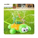 BBLIKE Sprinkler Spielzeug, Wassersprinkler für den Garten, Outdoor Sommer Garten Wasserspielzeug, Gartensprinkler Turtle für Outdoor Familie Aktivitäten/Party/Strand/Kinder, Haustiere