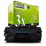 3X MWT Toner für Canon Imagerunner 1133 a iF ersetzt 3480B006 CEXV40 Black Schwarz C-EXV 40