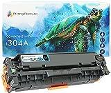 Toner kompatibel zu 718 für Canon i-SENSYS LBP7200 LBP7200CDN LBP7210CDN LBP7680CX LBP7660CDN MF8330CDN MF8340CDN MF8350CDN MF8360CDN MF8380CDW MF8540CDN MF8550CDN MF8580CDW - Schwarz, hohe Kapazität